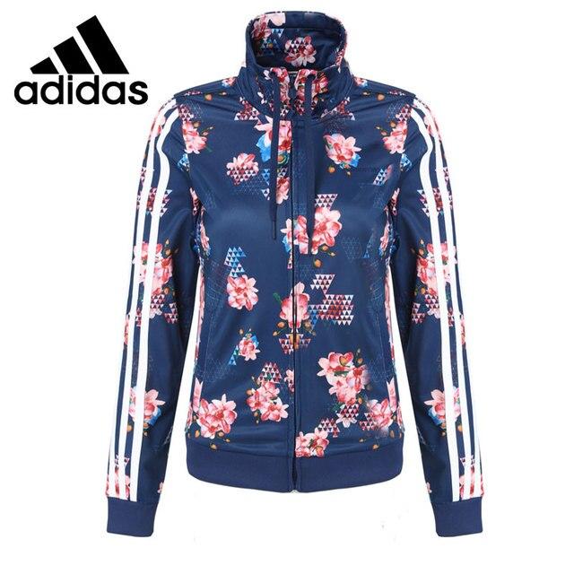 US $63.62 30% OFF|Original Neue Ankunft Adidas Adidas NEO Label W FR AOP TT  frauen jacke Sportswear in Original Neue Ankunft Adidas Adidas NEO Label W  ...