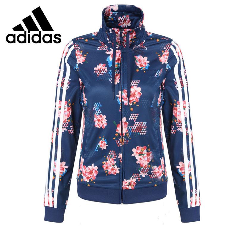 Original New Arrival Adidas Adidas NEO Label W FR AOP TT Women's jacket Sportswear original new arrival 2017 adidas neo label m frn eg tt men s jacket sportswear