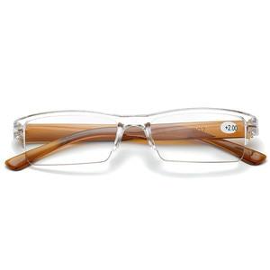 Легкие квадратные очки для чтения