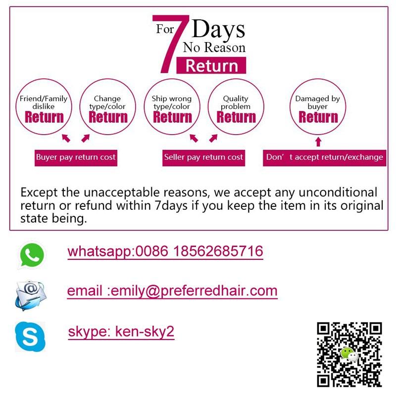 7days return