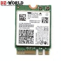 Cartão sem fio  banda dupla-ac 3160ngw wifi + bt 4.0 ngff card 2.4ghz/5ghz para lenovo G50-70 g40-70 Z50-70 Flex2-15 14 04x6034