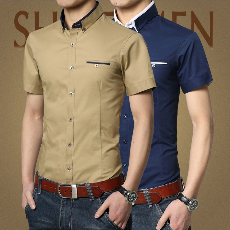shirt decoration Picture - More Detailed Picture about Men Shirt ...
