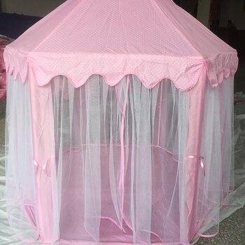 Tipi Camping Tentes | Enfants Tentes Jouer Tapis Portable Princesse Château Jouer Maison Jeu Jouets Enfants Chambre Camping Tente Océan Balle Piscine Bébé Cadeau Tipi Tente