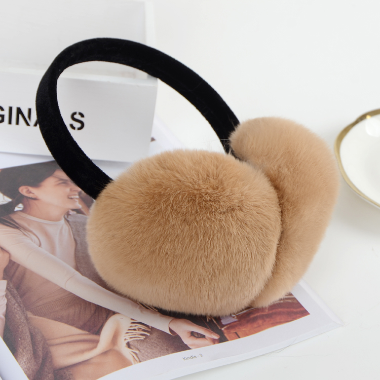 ZDFURS * Women Winter Earmuffs