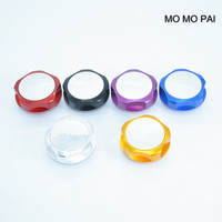 MO MO PAI Modified Car Oil Cap Aluminum Fuel Tank Cover Fit For Nissan QASHQAI LIVINA