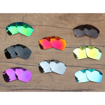 Vonxyz 20+ Color Choices Polarized Replacement Lenses for-Oakley Big Taco Frame vonxyz multiple choices polarized replacement lenses for oakley latch sq oo9353 sunglasses