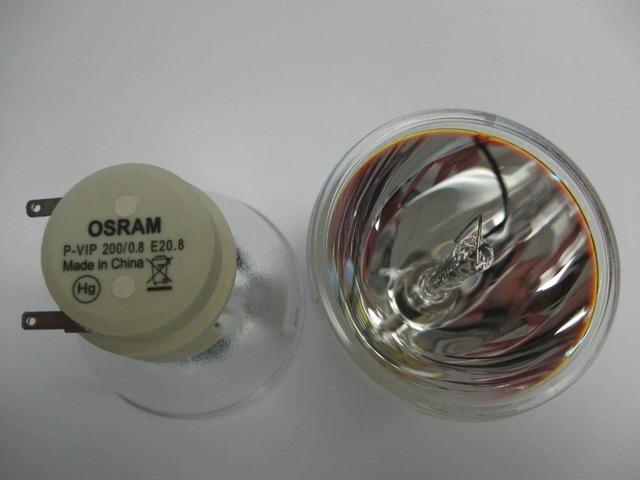 Nova lâmpada do projetor osram-p vip 230/0. 8 e20.8/p-vip 240/0. 8 e20.8/-p vip 200/0. 8 e20.8 para acer benq projetores optoma