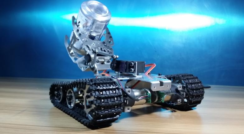 Tank chassis (10)