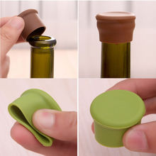 FREE Durable Silicone Bottle Stopper