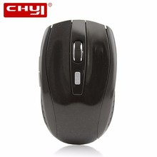 CHYI Cheap Wireless Mouse Gaming Mouse Gamer Mause Optical Computer Mice for Laptop PC Computer(China)