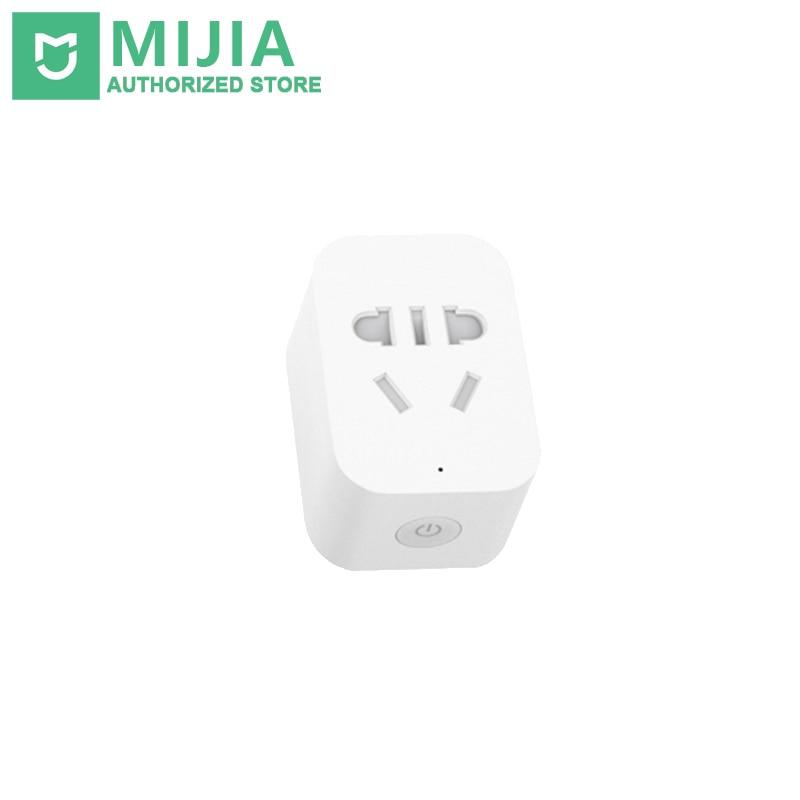 Xiaomi Mi Mijia ZigBee Smart Гнездо Wi-Fi APP Управления Беспроводной переключатели Таймер ЕС AU США Plug Power Зарядное Устройство для Android IOS