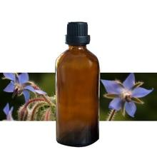 Borage oil  100% pure plant base essential 100ml Breast Enhancement Rhytidectomy Anti - aging
