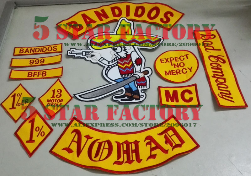 Bandidos mc have a new patch