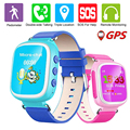 GPS Monitor Locator Q80 Kids 2G Smart Watch Wristwatch SOS Call Location Finder Device Tracker Safe Anti Lost Monitor Baby Gift