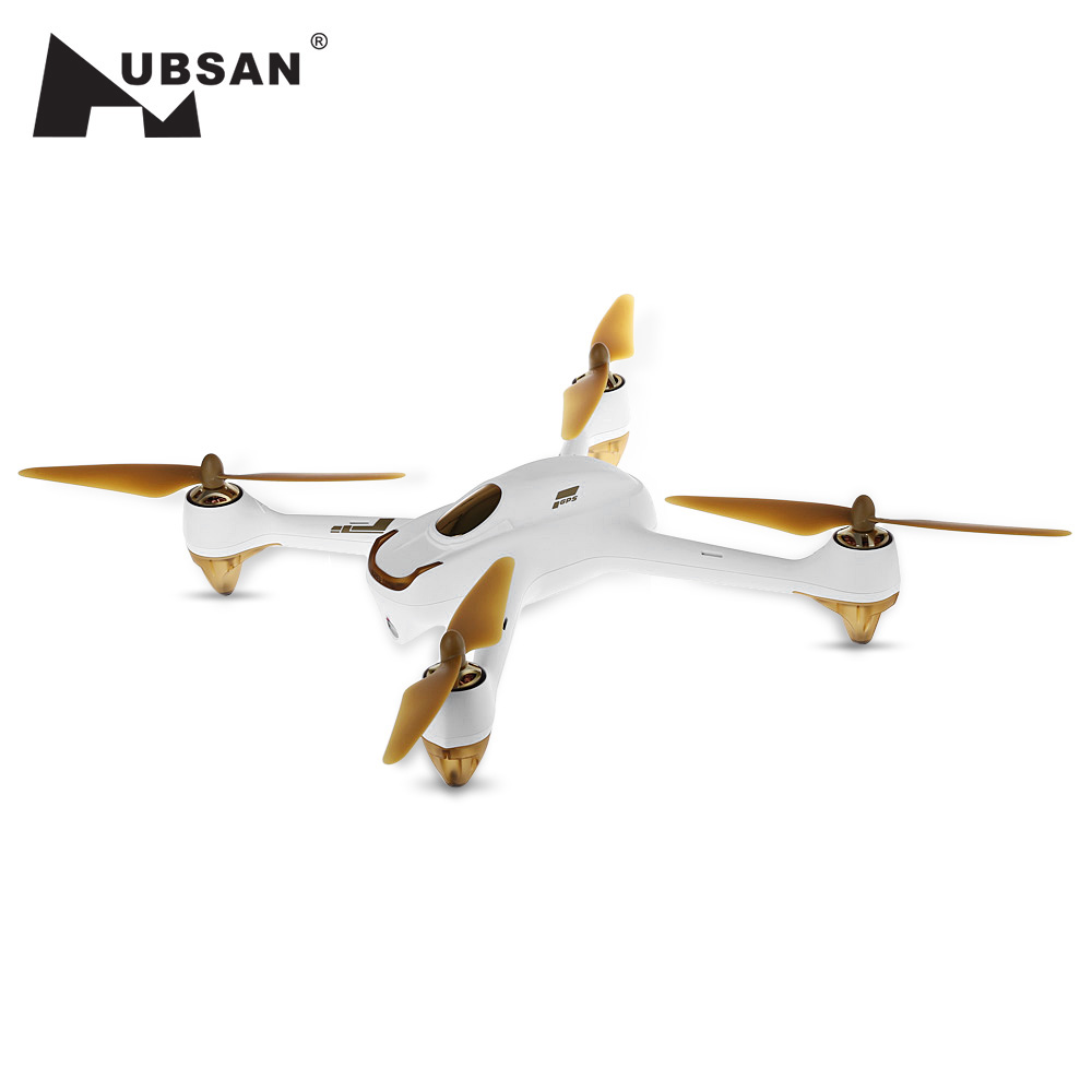 Hubsan Helicopter Rc-Drone-Toys Mini Camera RTF Follow-Me FPV Brushless X4 Pro with 1080P