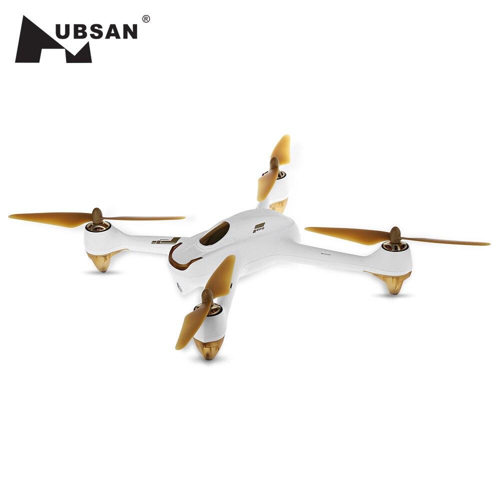Hubsan H501S X4 Pro 5,8 Г FPV Бесщеточный Mini Дрон с 1080 P HD Камера gps RTF Follow Me режим quadcopter Вертолет радиоуправляемый Дрон игрушки
