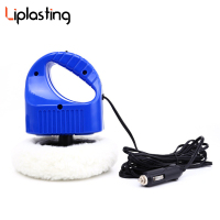 Liplasting 12V Waxing Machine Car Polishing Buffing Machine Car Gloss Electric Car Polisher Car Stying Paint