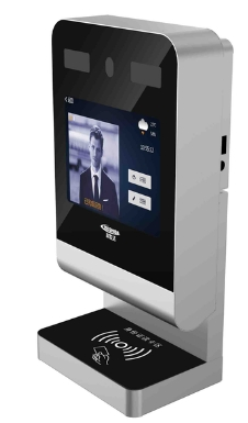 Check In/out Time Recording Attendance With Fingerprint/Facial Recognition  ID/passportr Reader/barcode Scanner
