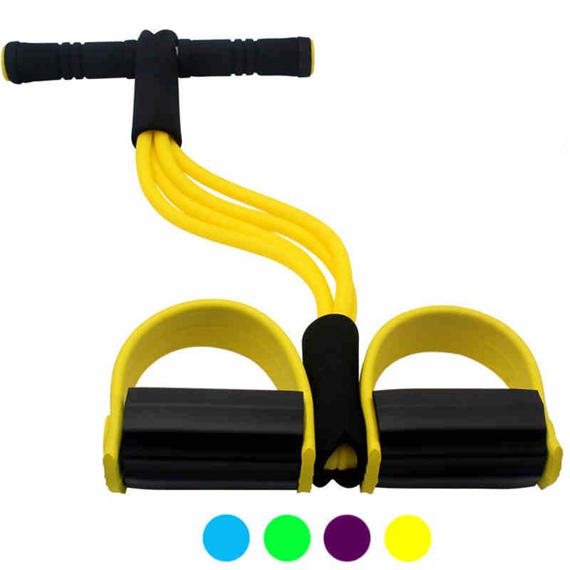 Pedal Exerciser Hs Code: High Quality Fitness Resistance Bands Latex Pedal
