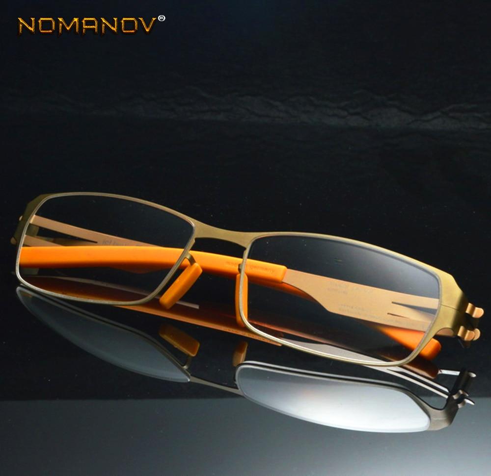 Keine Lötstelle ohne Schraube Ultraleichter Rahmen Optische - Bekleidungszubehör - Foto 5