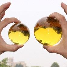 30/40MM Multicolor Crystal Ball K9 Natural Magic Beads Decoration Balls Globe Quartz Photography Craft Home Decor