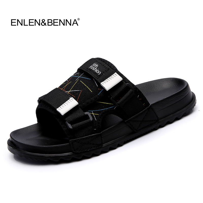 New 2017 Summer Style Fashion Sandals Mens Flip Flops Casual Breathable EVA Massage Men Sandalias Hombre Beach Slippers For Man