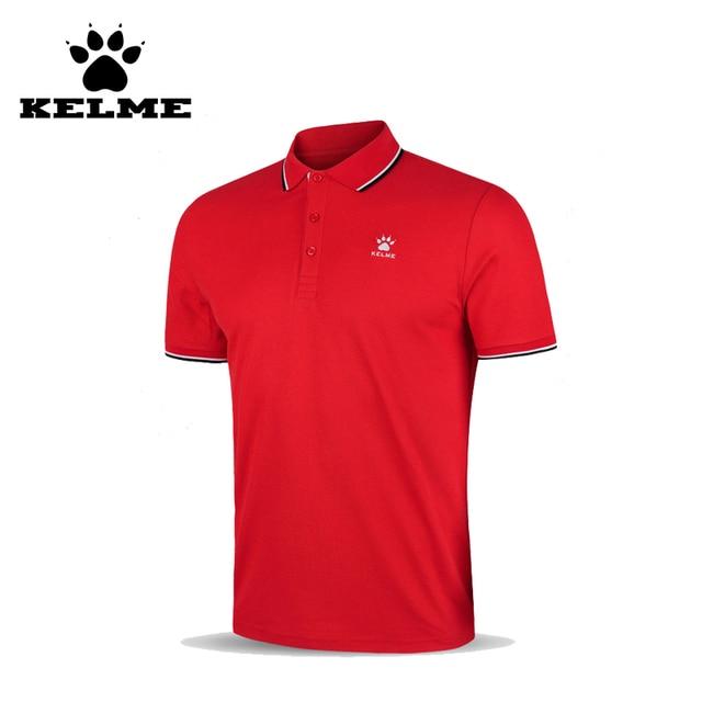 Kelme 2016 nuevos deportes Fútbol Polo deporte Jersey camisa logotipo del  caballo Chandal Polo s mujer 68cf70c3702