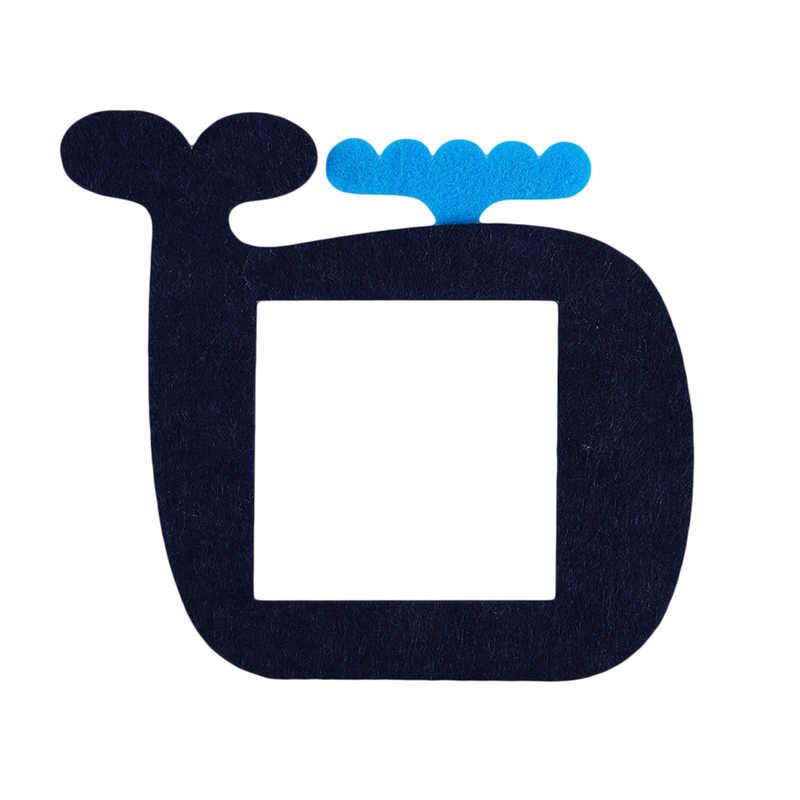 Kartun Hewan Stiker Dinding Merasa Kain Switch Soket Debu Perlindungan Cover Dekorasi Rumah Panel Saklar Stiker