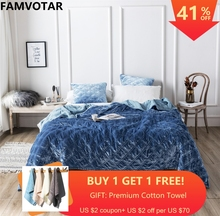 FAMVOTAR Premium Heavy Velvet Quilted Bedspread Set Sofa Couch Ultra Soft Warm Coverlet Quilt 5 Solid Color Geometric Pattern famvotar solid color 3 piece quilted bedspread fancy vertical pattern summer bedspreads sofa couch blanket all season throws