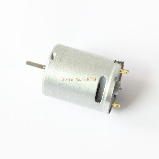 Rs 370ph engine motor 7 2v dc 370 brush great for r c boat for Etek r brushed dc electric motor