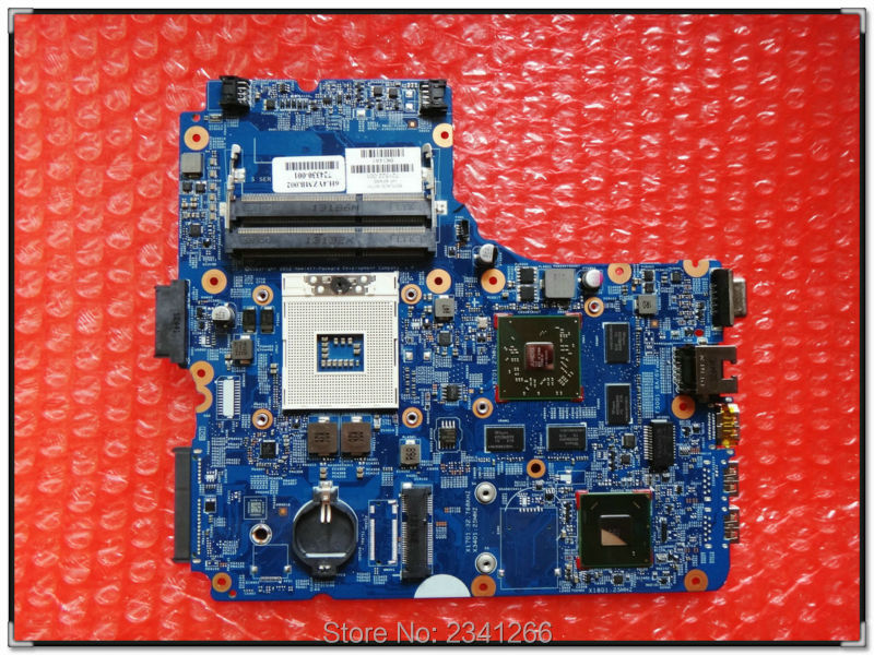 for HP ProBook 440 470 450 G0 Notebook 721522-001 721522-501 721522-601 for HP 440 450 470 Notebook motherboard 8750M 2GB