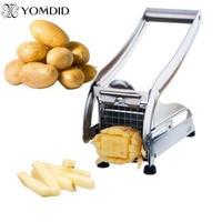 Potato chips making machine chips potato food French Fry Cutter Potato Cutter Kitchen Gadgets Cucumber slice cutting machine