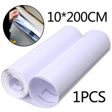 For Auto Car Door Sill Edge Paint Protection 1pc 10*200cm Clear Vinyl Anti-Scratch Protect Film Mayitr