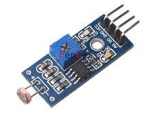 Photosensitive Resistance Sensor Module Light Detection  Suite 4 Lead raspberry pi beaglebone  r3 development