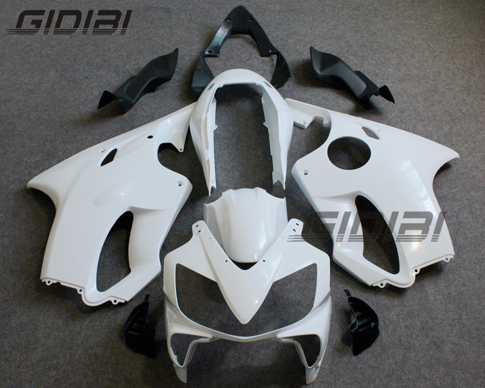 For HONDA CBR600F CBR600 F F4i 2004-2007 Motorcycle Unpainted Fairing Body Work Cowling ABS 04 05 06 07