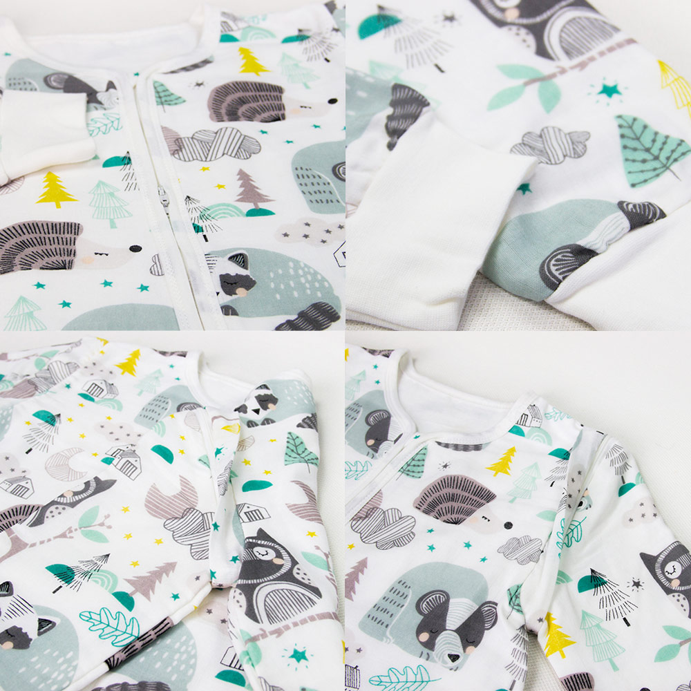 Baby-Sleeping-Bag-100-Muslin-Cotton-Comfortable-Sleep-Sack-Cute-Cartoon-Pattern-Detachable-Sleeves-Sleep-Bag-Anti-Kick-Quilt-5