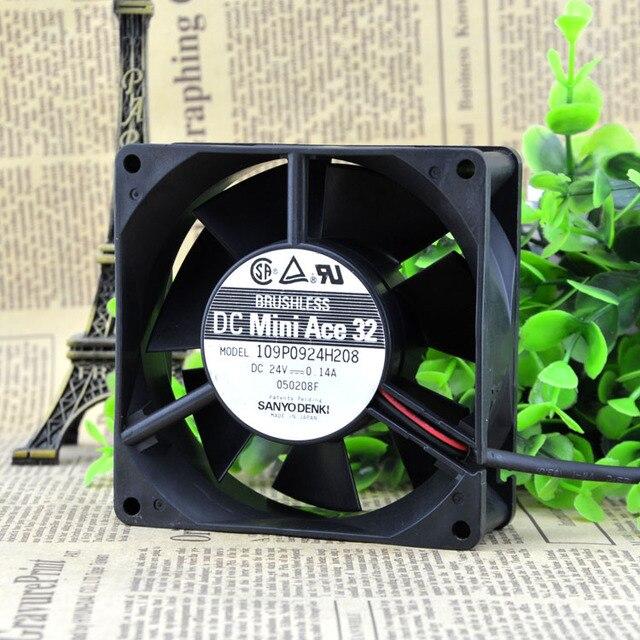 Free Delivery. 109 p0924h208 9 cm/cm 9025 24 v 0.14 A inverter fan case fans