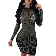 MUXU black sexy vestidos bodycon backless patchwork glitter dress fashion woman clothes short dress kleider long sleeve elbise muxu black sexy vestidos bodycon backless patchwork glitter dress fashion woman clothes short dress kleider long sleeve elbise