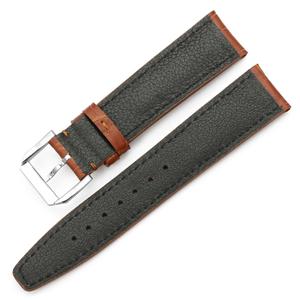 Image 5 - iStrap High quality Alligator Grain Genuine Leather Watch Band Strap Bracelet Butterfly Deployment Clasp 20mm 21mm 22mm for IWC
