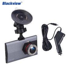 Blackview 1080 P 145 градусов ЖК-дисплей автомобиля Камера автомобиля DVR регистраторы видео Регистраторы G-Сенсор обнаружения движения Ночное видение видеокамера
