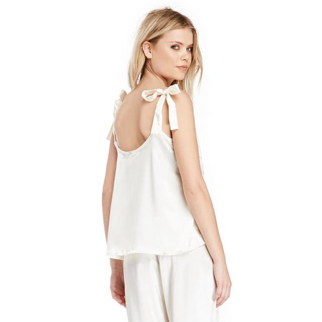 2016 nova primavera/verão doce e bonito bow tie mulheres Halter top de renda colete patchwork mulher camis coletes femininos F477