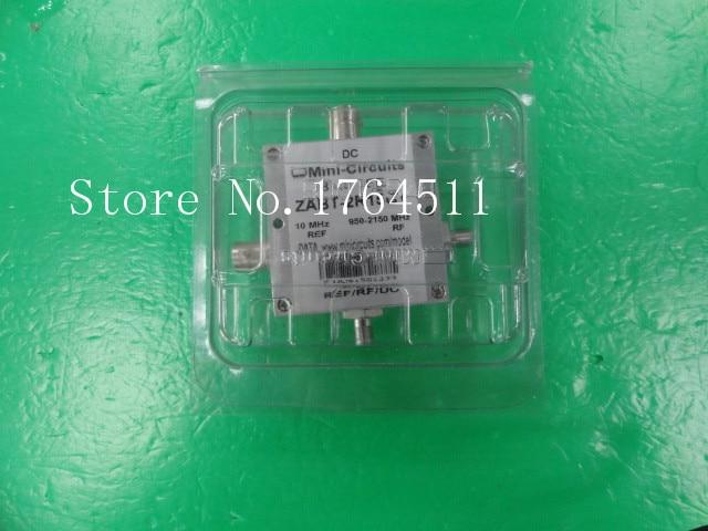 [BELLA] Mini Circuits ZABT-2R15G+ 50 10to2150MHz RF Bias.