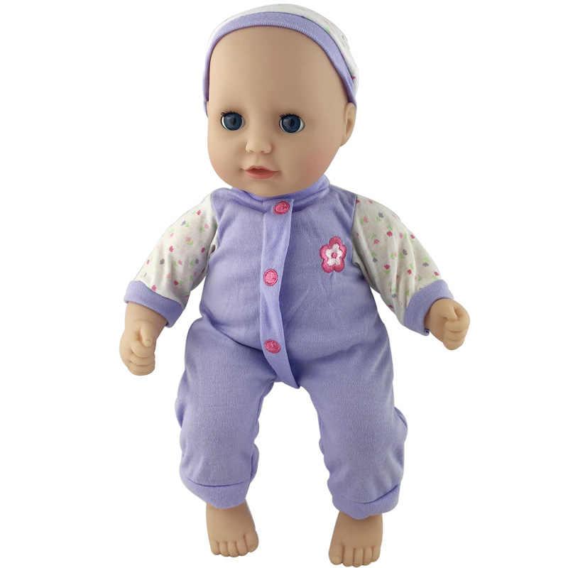1 çift tulumlar oyuncak bebek giysileri giyim için 36cm/14inchi bebek, çocuk manyetik dönüşlü dünya (sadece satmak giysi)