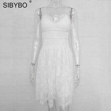 Summer Elegant Lace Dress