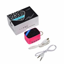 LESHP Self Defense Anti-Attack Alarm Rechargeable Speaker 130dB Super Loud SOS Alarm For Women Kids Elderly