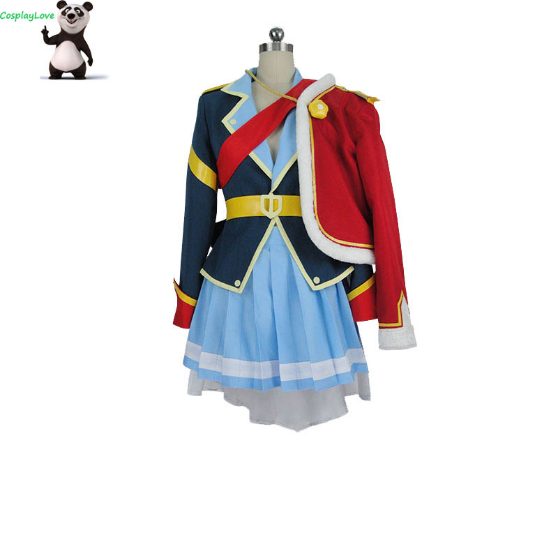 CosplayLove Shoujo Kageki Revue Starlight Junna Hoshimi Cosplay Costume Dress Custom Made For Halloween Christmas