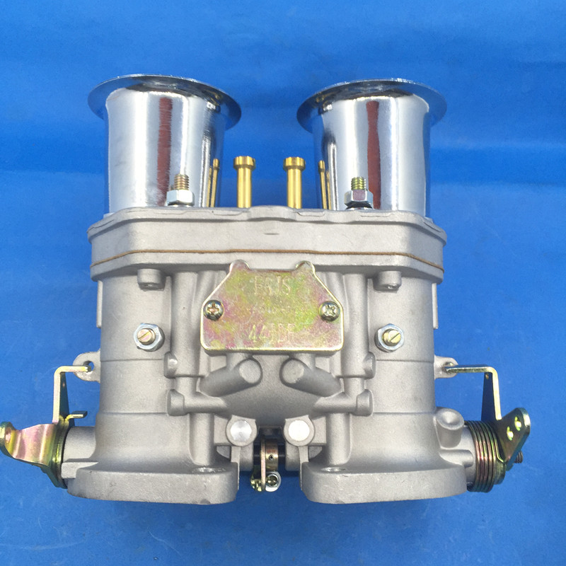 NEW 44 IDF 44IDF CARBURETTOR CARBY oem carburetor + air horns replacement for Solex Dellorto Weber EMPI FAJS CARB термоконтейнер igloo island breeze 28 44547
