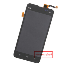 High Quality Black for XiaomiMi2A LCD Display + Touch Screen Digitizer Assembly For Xiaomi 2A mi2A Phone Replacement Repair Part