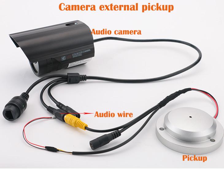 camera connect pickup
