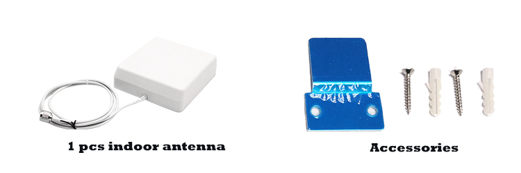 Lintratek 9dbi 700-2700Mhz 2G 3G 4G Indoor Panel Antenna GSM CDMA WCDMA LTE UMTS Indoor Repeater Antenna 4G LTE Wall Antenna